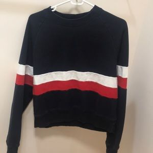 Brandy Melville crew neck sweatshirt